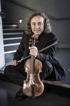 Christophe Giovaninetti - violino