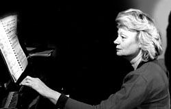 Maureen Jones - pianoforte