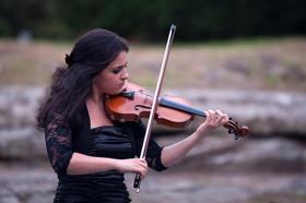 Tuona Kazishvili - violino