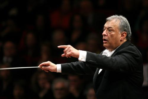 Conductor: Zubin Mehta